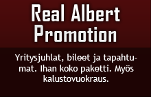 Real Albert Promotion